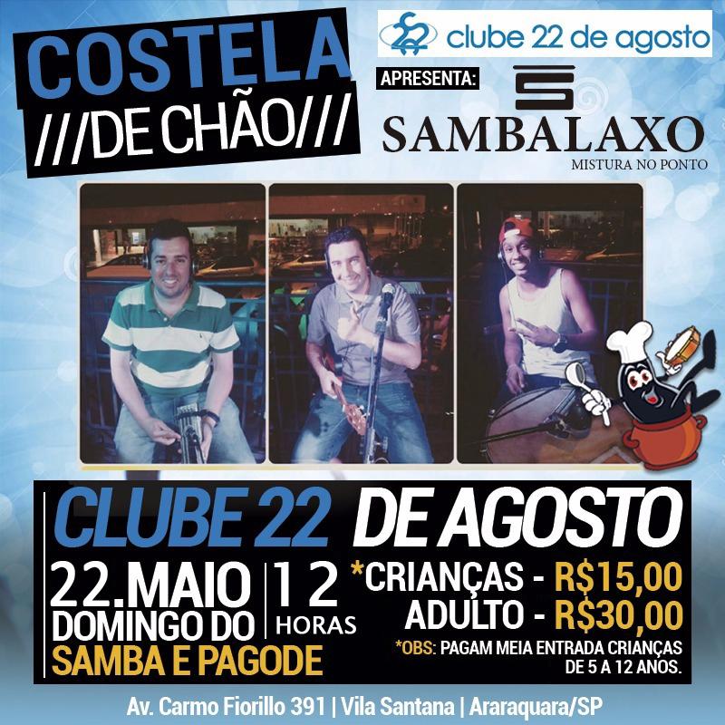 Costela Clube 22